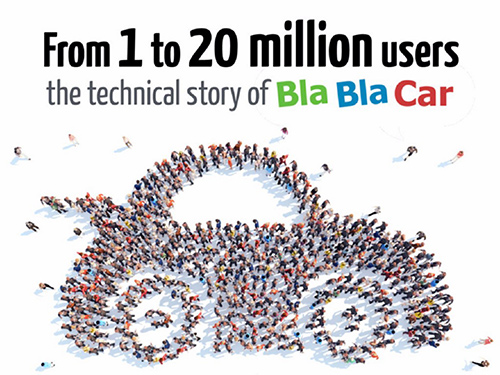 The technical story of BlaBlaCar