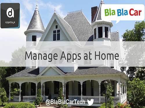 Manage Apps at Home