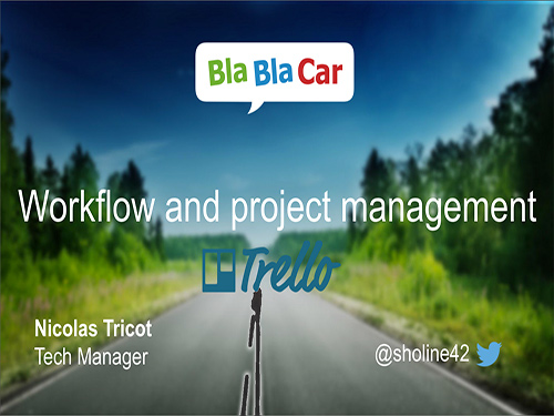 Workflow and project management with Trello @ BBC