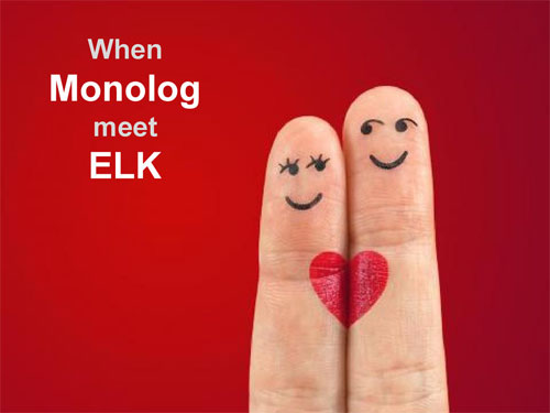 When Monolog meet ELK