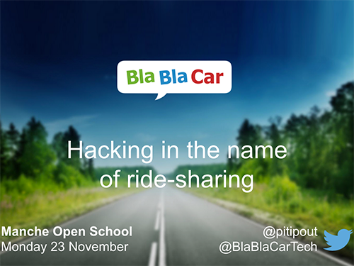 Hacking in the name of ride-sharing